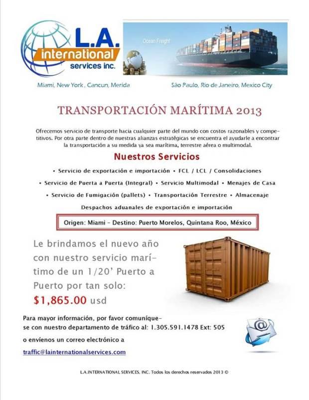 Promoción Cancun, Mexico